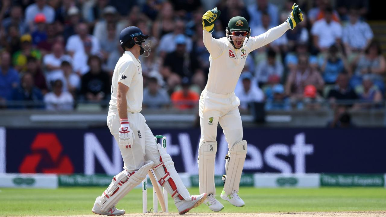 At Edgbaston Paine and the Australian coaches plans worked perfectly to strangled England.
