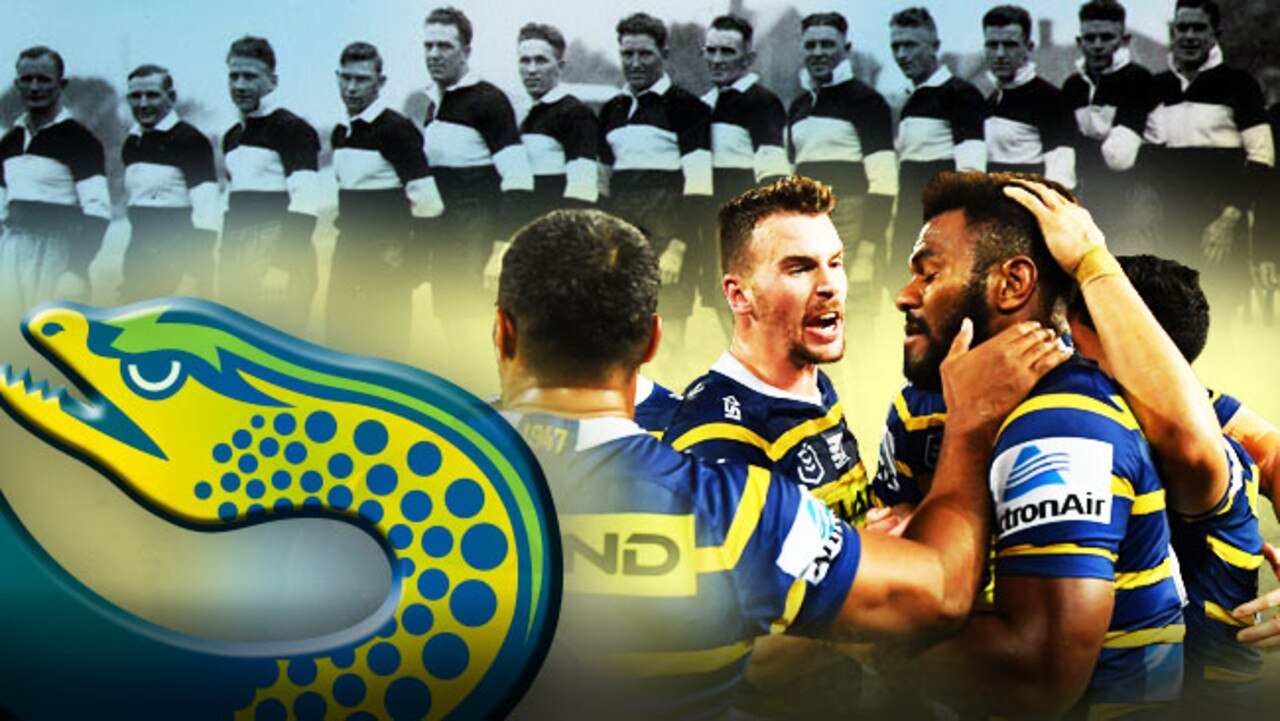 Why not us? Eels have the grand final in sight.
