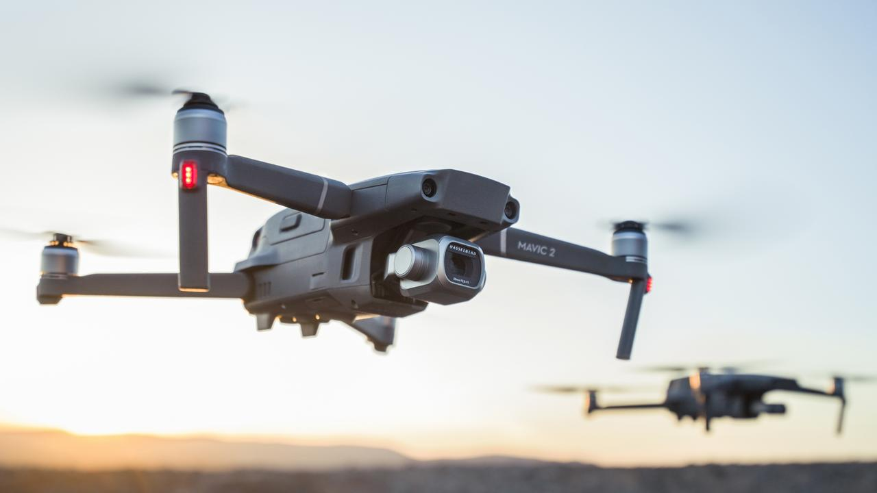 The DJI Mavic 2 Pro drone is one of the best consumer drones on the market.