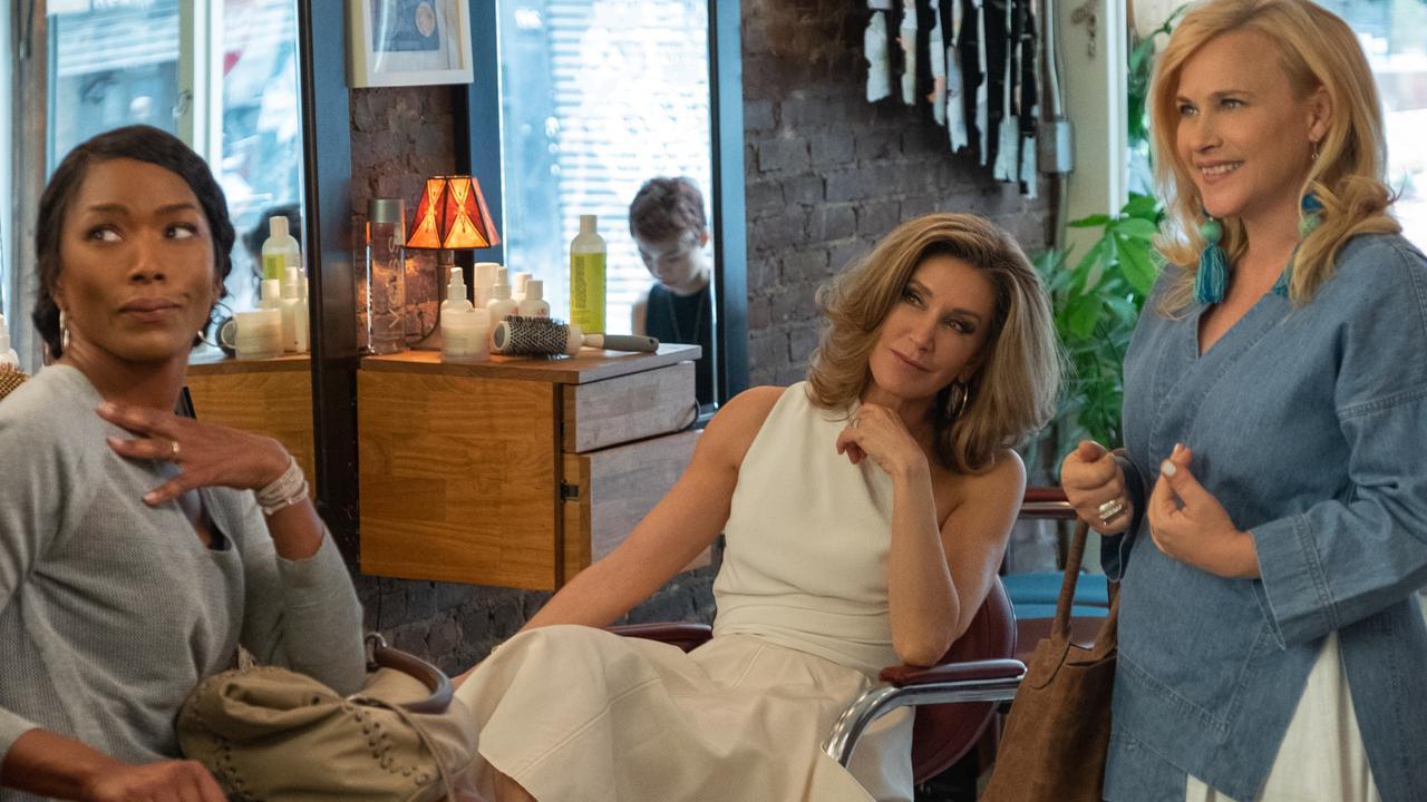 Otherhood — Angela Bassett, Felicity Huffman, Patricia Arquette — Picture: Netflix