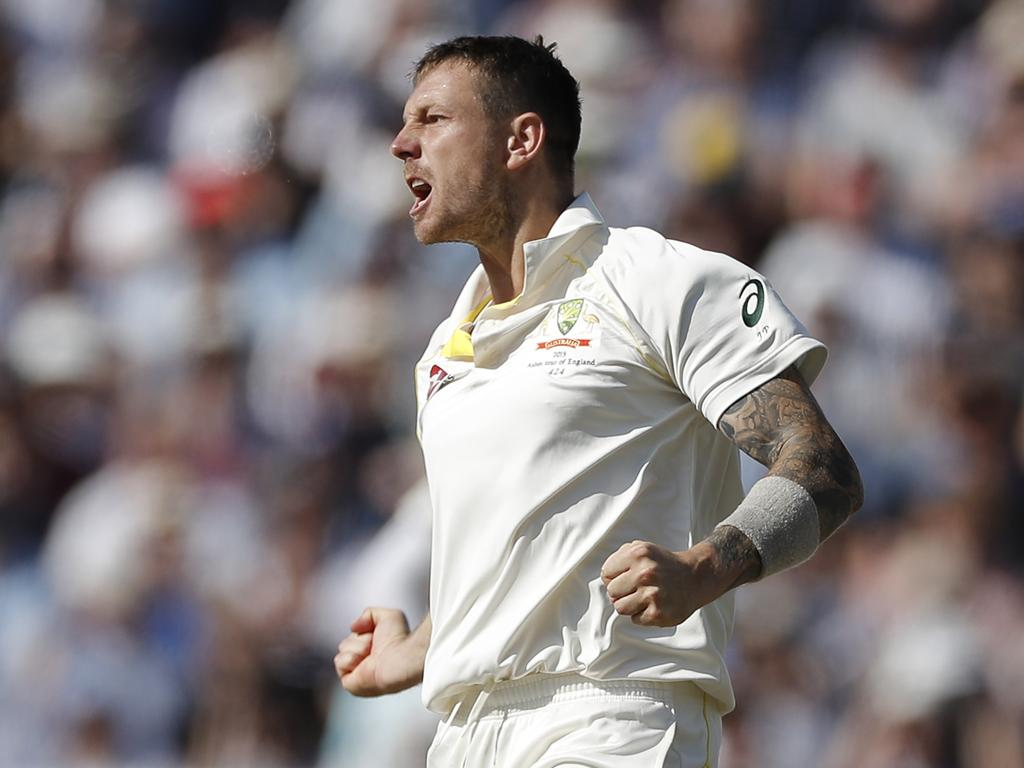James Pattinson will be back for Australia in the third Test. Picture: Ryan Pierse/Getty Images