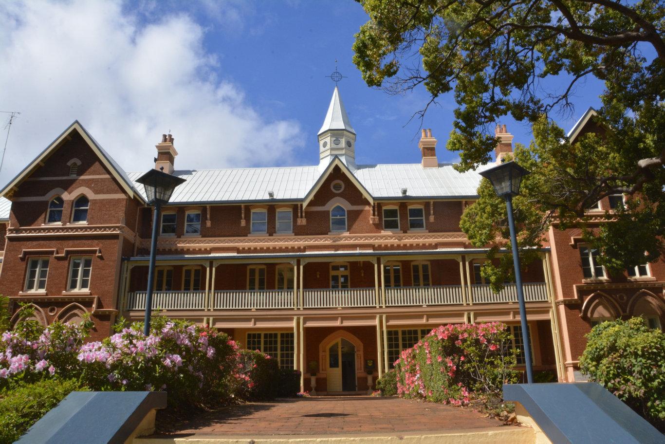 Toowoomba Grammar School.