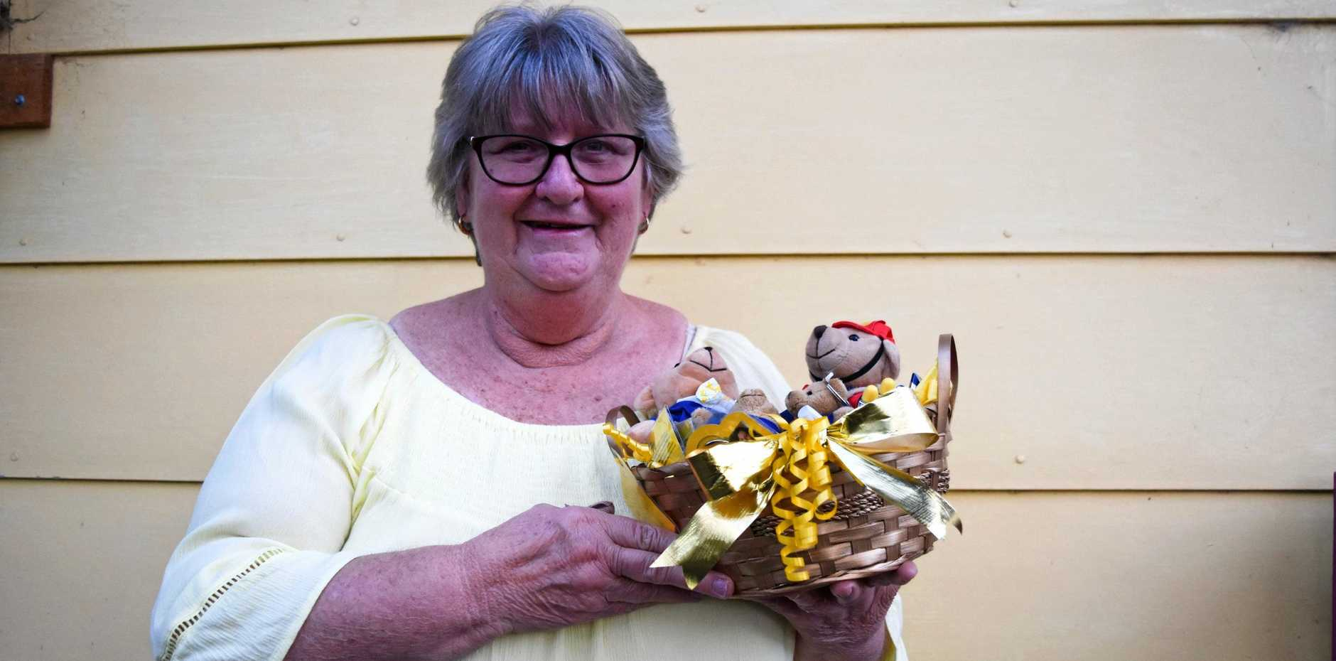 SURVIVOR: Cancer survivor Christine Gee is on a mission to turn Dalby yellow for Daffodil Day.