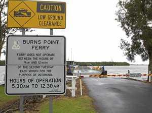 Drunk driver got airborne after crashing into Ballina ferry