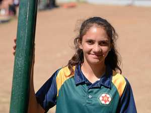 Geitz who? Schoolgirl smashes netball icon's record