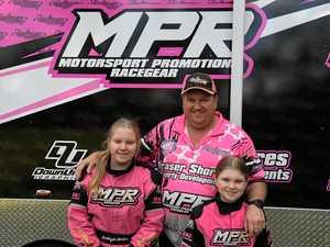 Maryborough Speedway returning to their glory days