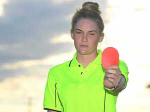 Gympie umpire chases Commonwealth Games dream