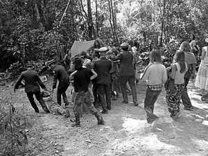 Relive historic moment protesters defended a rainforest