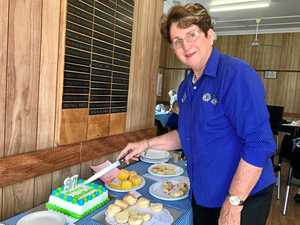 QCWA president shares secret ingredient to winning scones