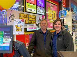 Luckiest newsagent in the west sells another big winner