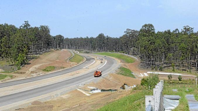 Changes are in place along the Pacific highway as the upgrade progresses.