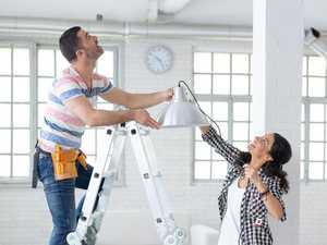 Home renos the breaking point for Aussie couples