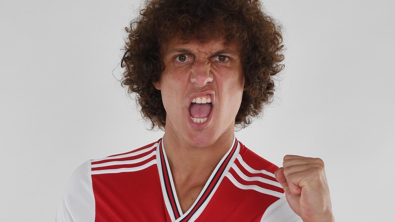 Brazilian David Luiz makes the switch from Chelsea.