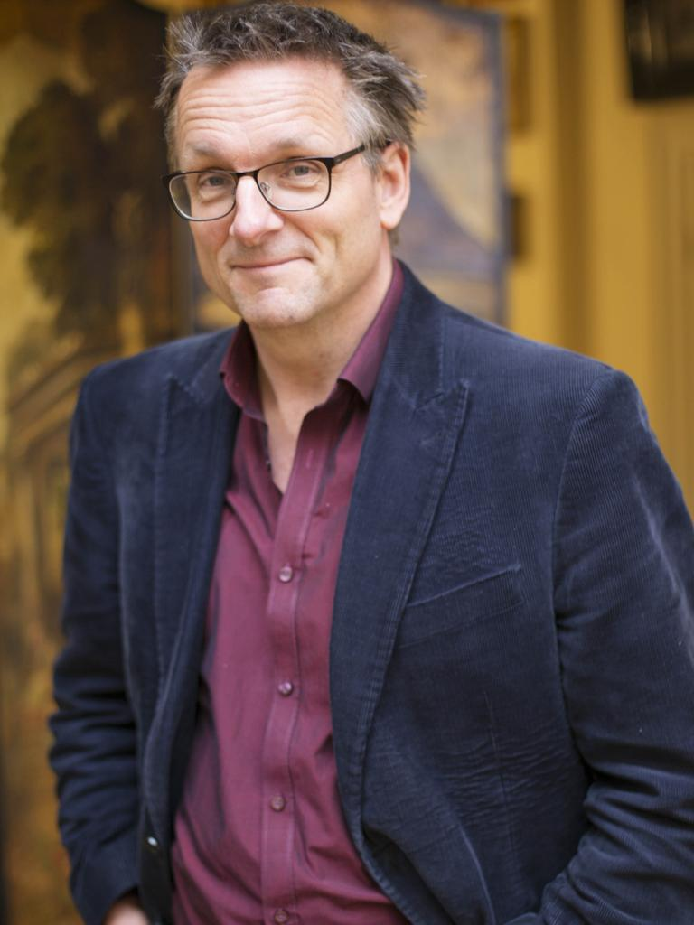 BBC presenter and best-selling author Dr Michael Mosley.