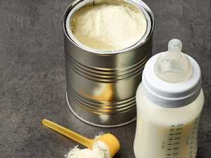 Woolies' alleged baby formula fright