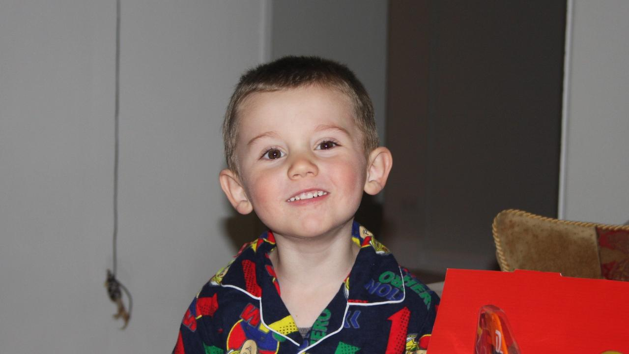 William Tyrrell, aged three, disappeared without a trace in NSW in September 2014. Picture: AAP Image/NSW Police