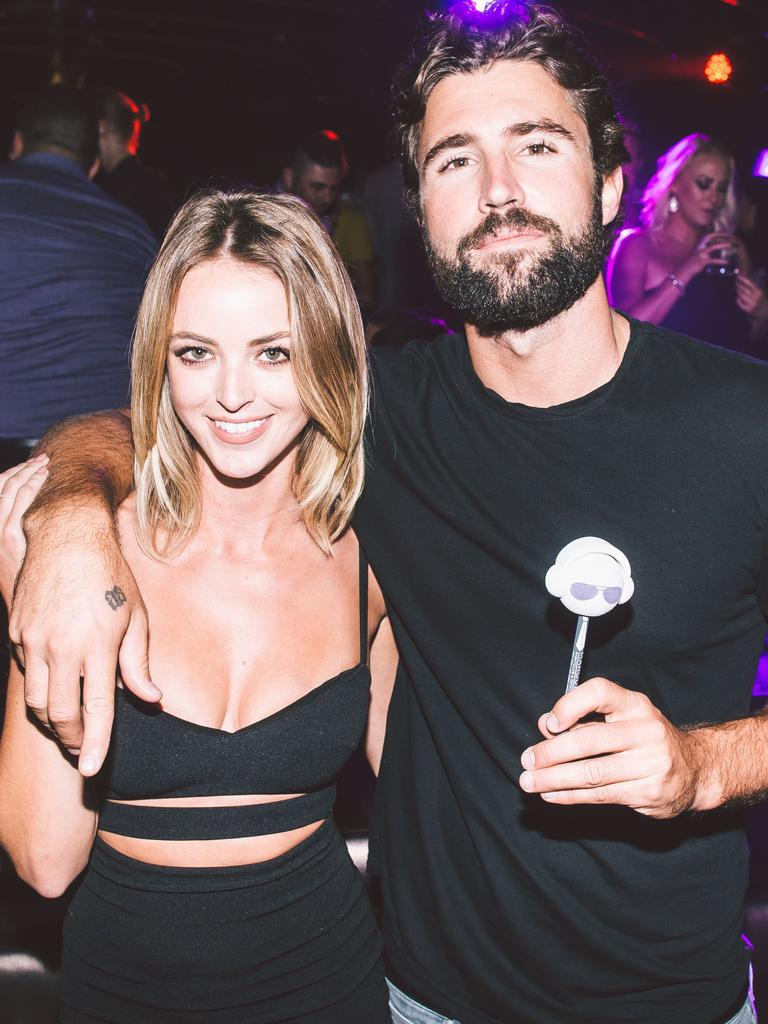 Kaitlynn Carter and Brody Jenner. Picture: Supplied