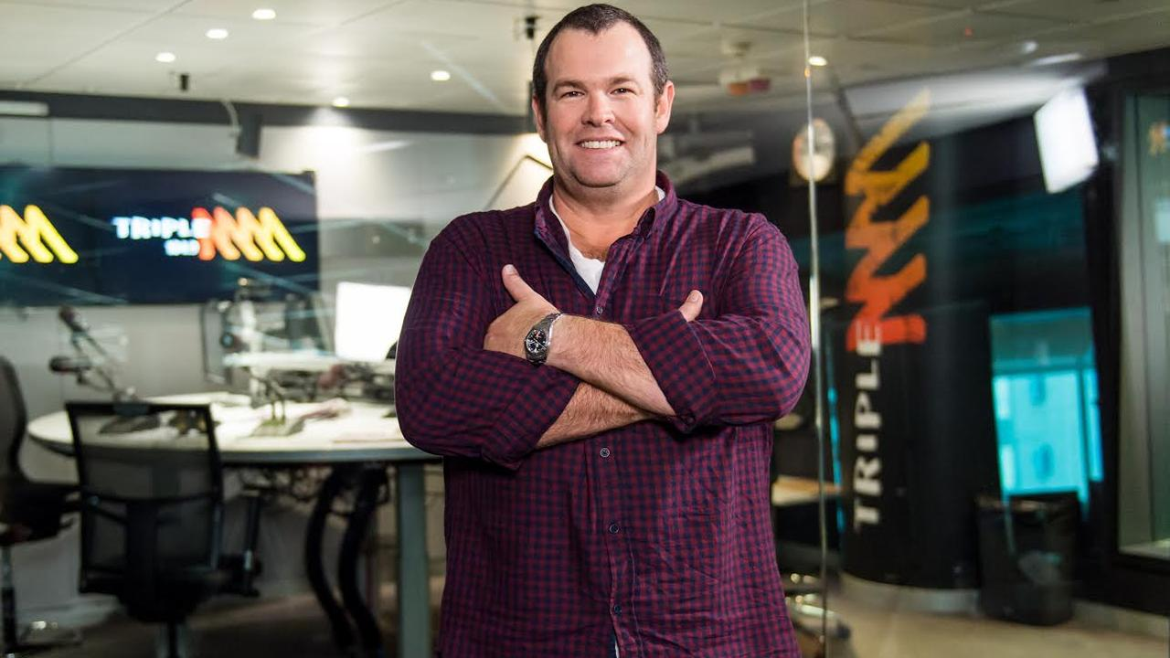 Gus Worland is celebrating 10 years on Triple M.
