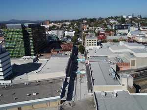 Ipswich CBD drone update