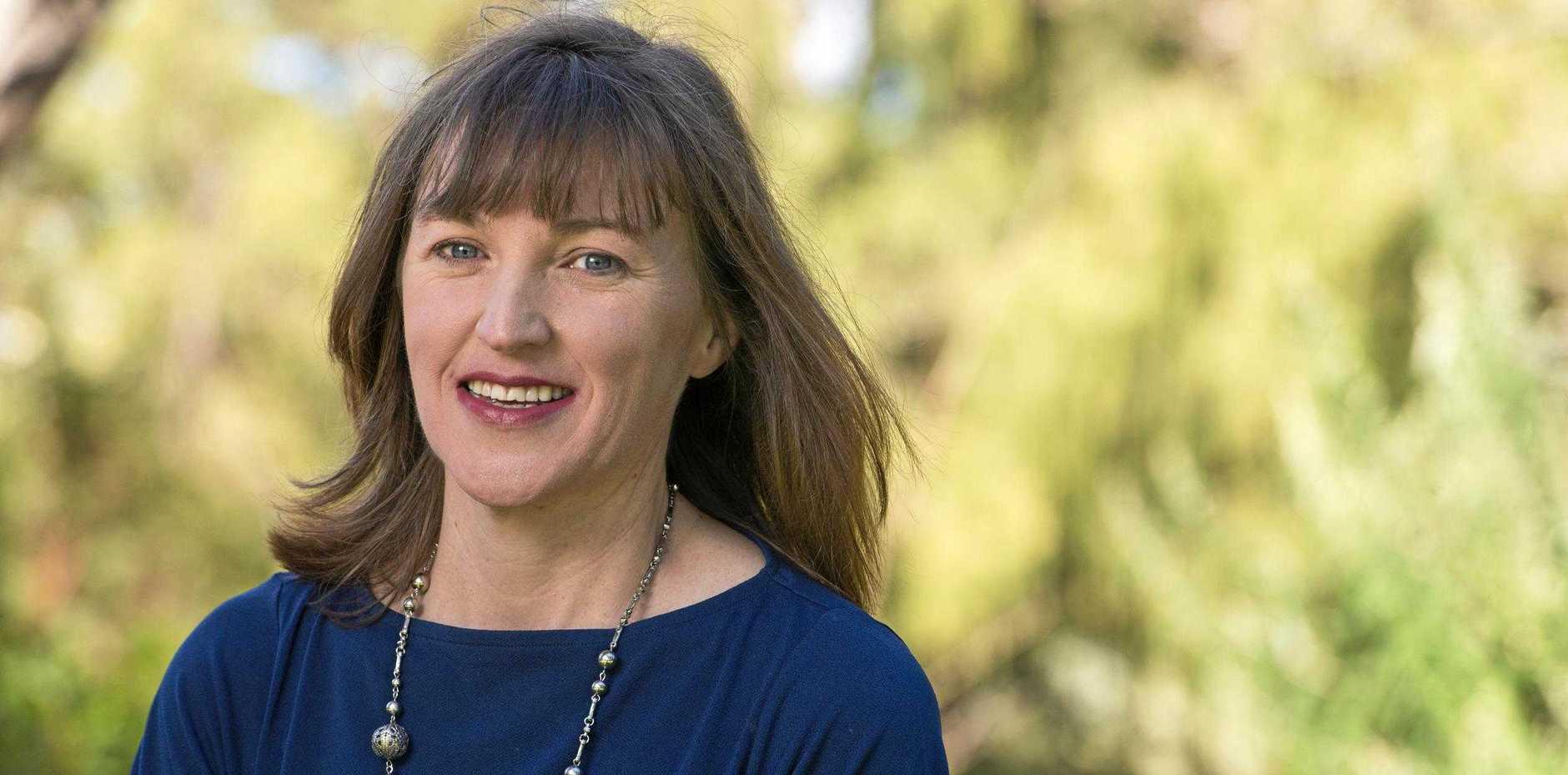 SAFER TOGETHER: Margaret Martin is the facilitator of Affirming Faith.