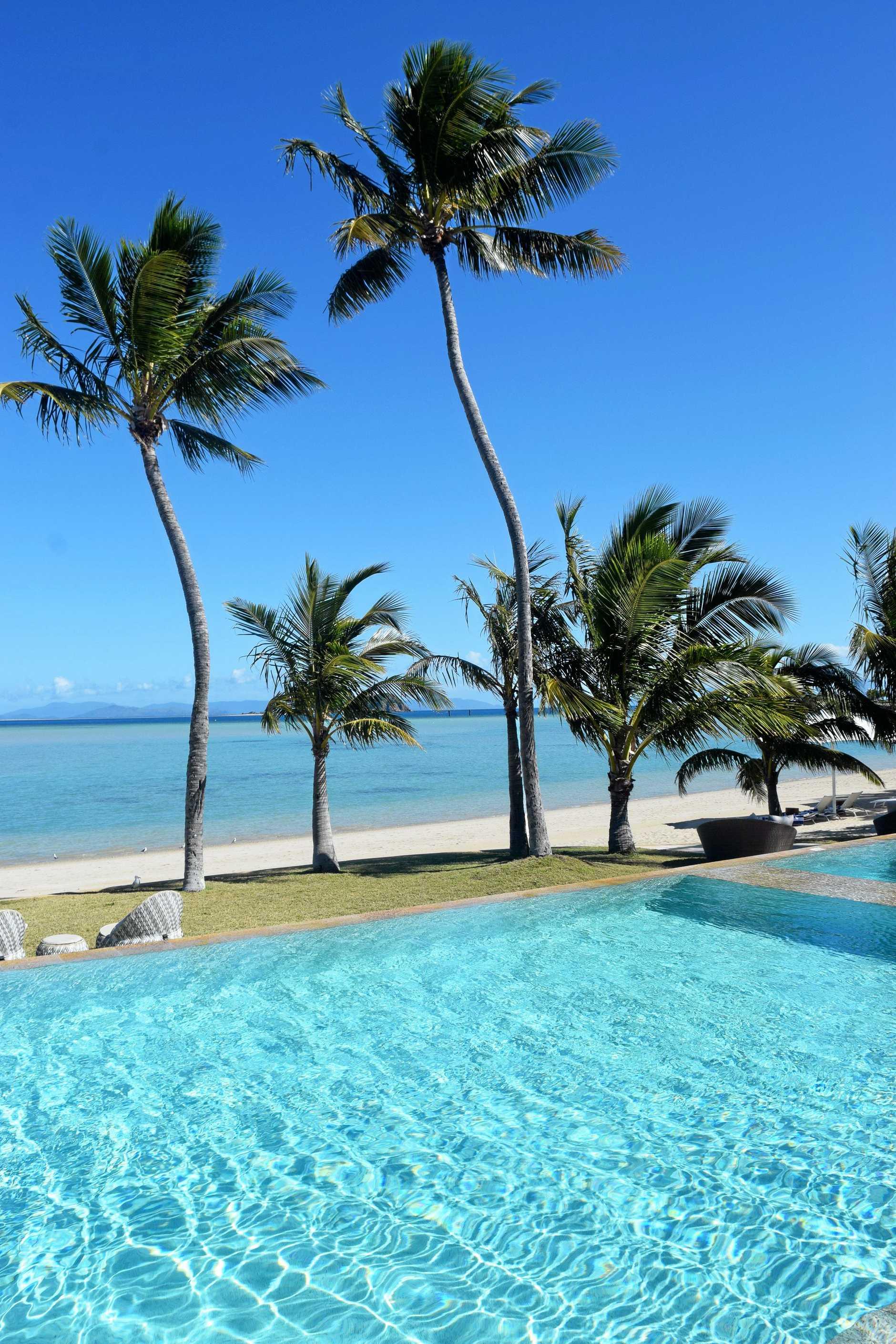 Take a sneak peek of new-look luxury Hayman Island