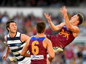 Brisbane Lions' former Cat sinks Geelong