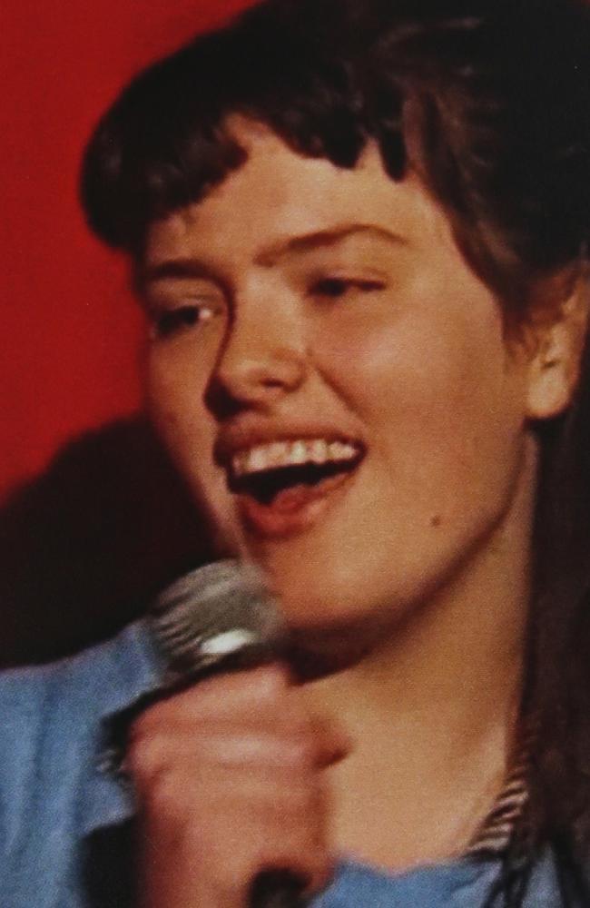 Murdered Melbourne comedian Eurydice Dixon.