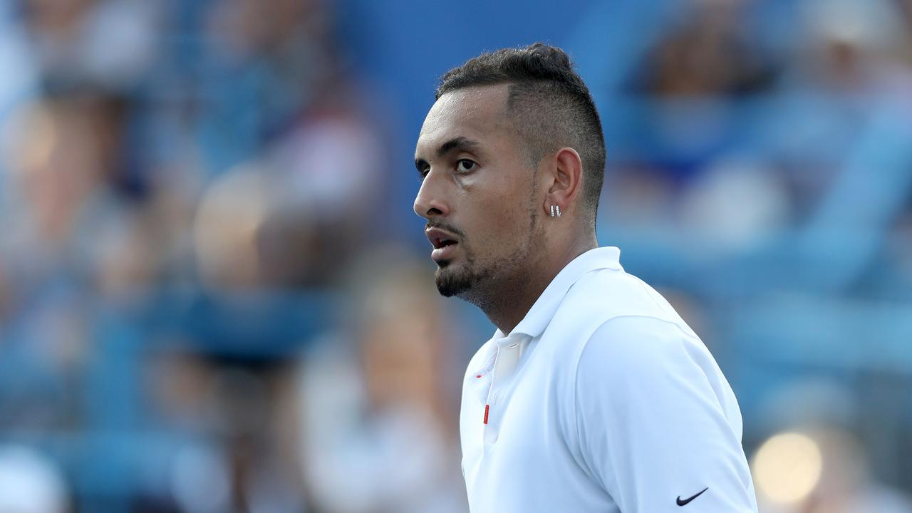 Nick Kyrgios has exposed the favoured treatment that Rafael Nadal gets.