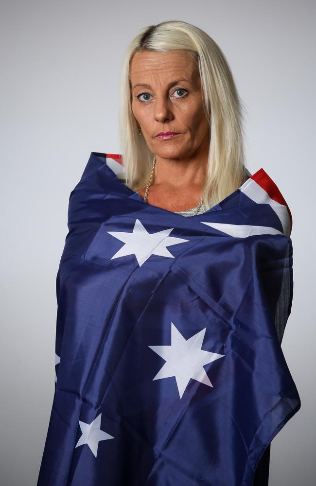 Townsville-based Vuga has made headlines in the past for her hard-line immigration policies, which included banning the burqa and shutting down mosques.