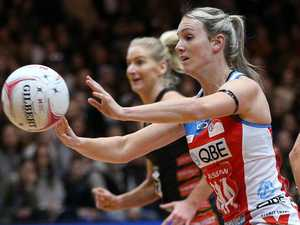 Magpies divebomb Swifts but bad injury spoils party