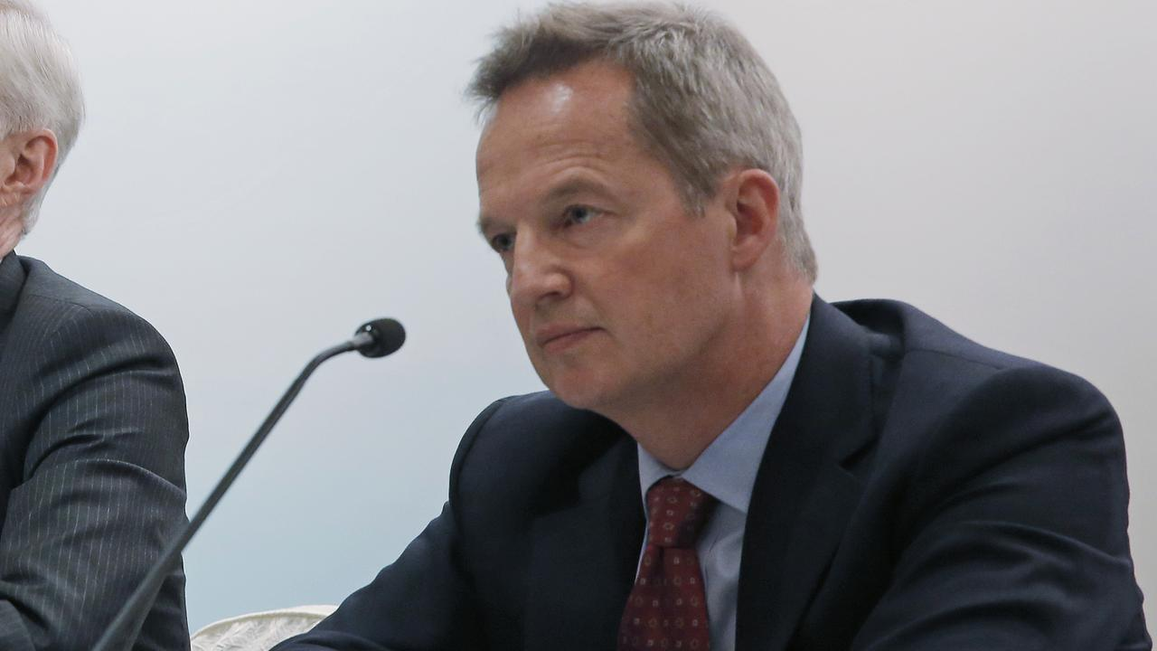 Cathay Pacific CEO Rupert Hogg: the latest casualty in the Chinese government's power play to quell support for pro-democracy protesters in Hong Kong. Picture: AP/Kin Cheung
