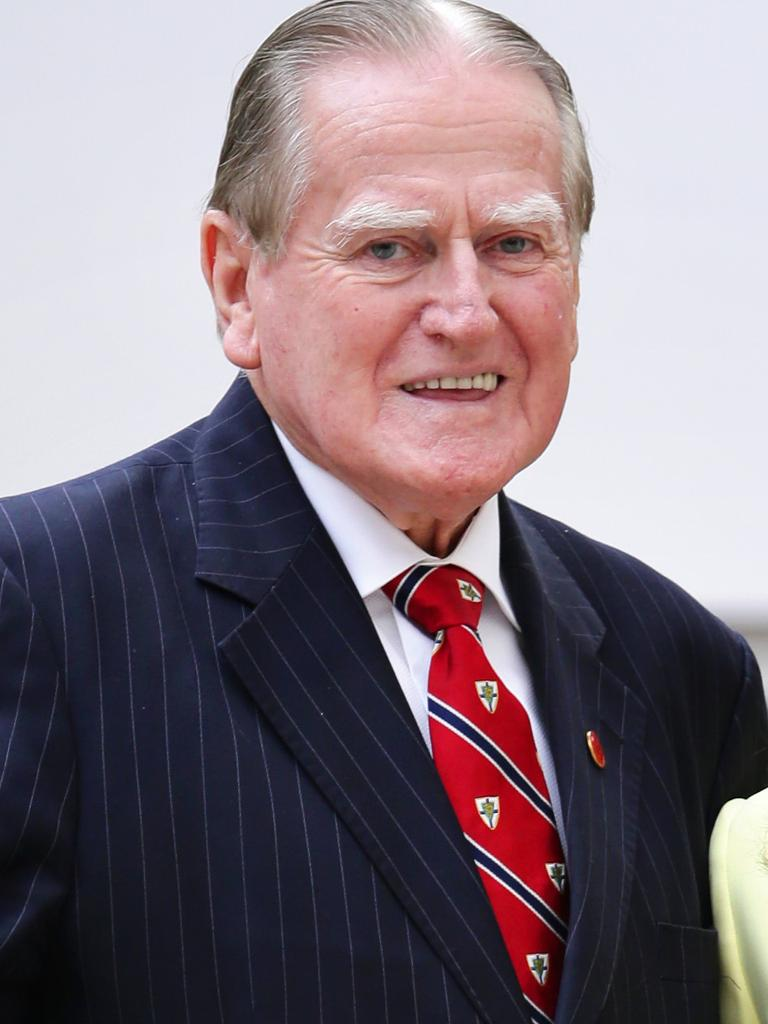 Christian Democratic Party leader Fred Nile.