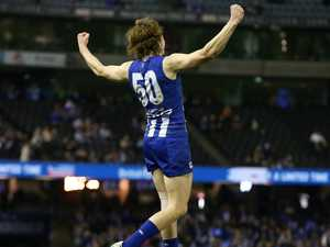 AFL star equals legend's 20-year record