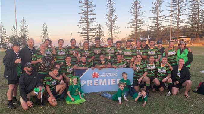 Snappers can't defend premiership as Vikings run riot in GF