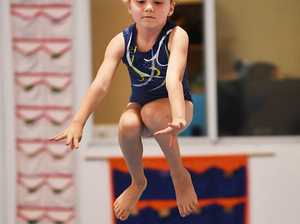 Wide Bay Gymnastics Club invitational