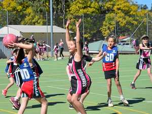 Chinchilla Junior Netball Carnival 2019