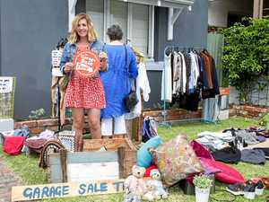 Get ready for the biggest garage sale this year