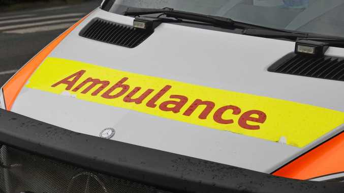 Island emergency: Snake bite patient airlifted
