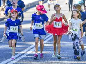 GALLERY: Kids take to the course at B2B
