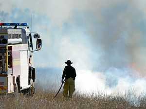 BUSHFIRE: Crews fight Beelbi Creek blaze