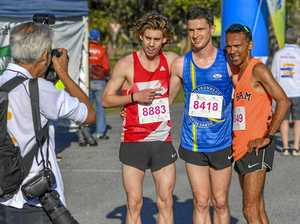 40+ PHOTOS: Runners smash record for 10th anniversary B2B