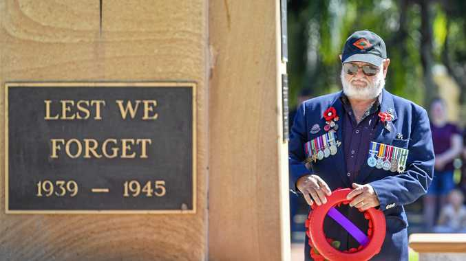 PHOTOS: Gladstone remembers on 53rd anniversary
