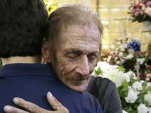 Strangers flock to mourn El Paso victim