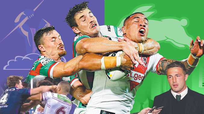 Monday Buzz: The dirtiest team in the NRL