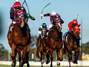 Photo finish over Eagle Farm track bias claims