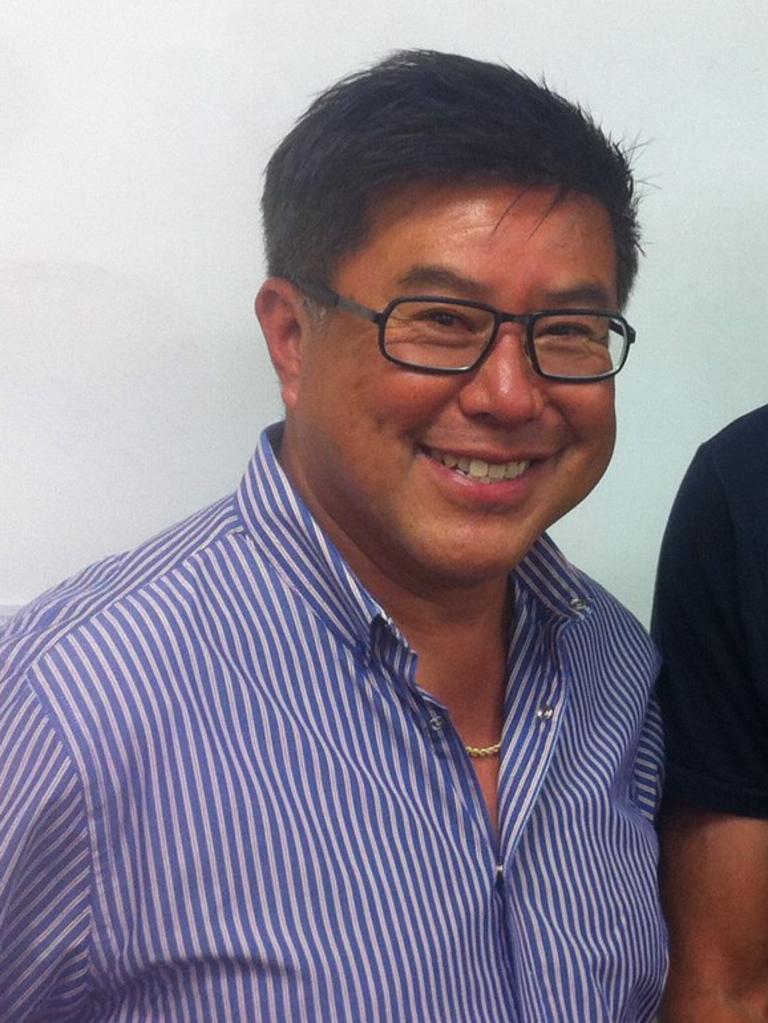 Former Mosman sports doctor Bing Michael Oei. Picture: Supplied