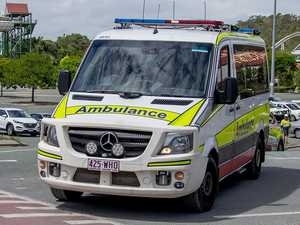 Woman hospitalised after Bruce Highway rollover