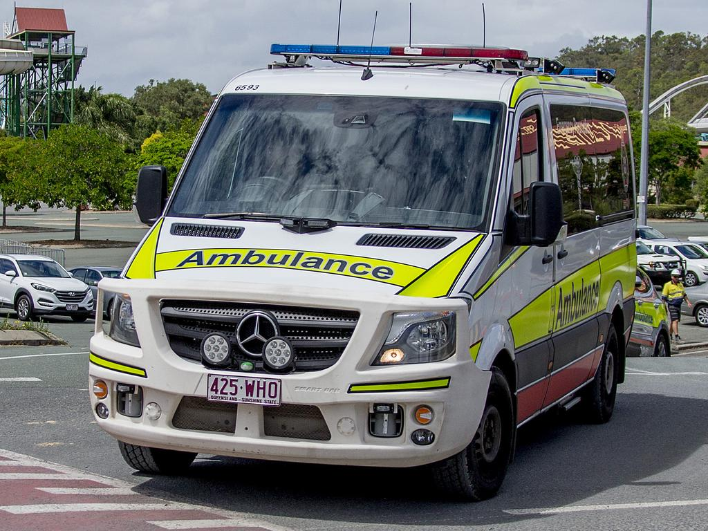 Emergency services attended an incident on the Bruce Highway this morning