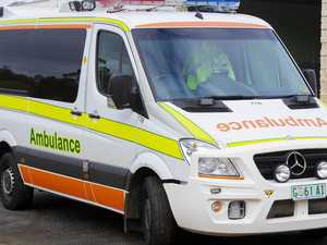 BREAKING: Two rushed to hospital after Fraser Coast crash