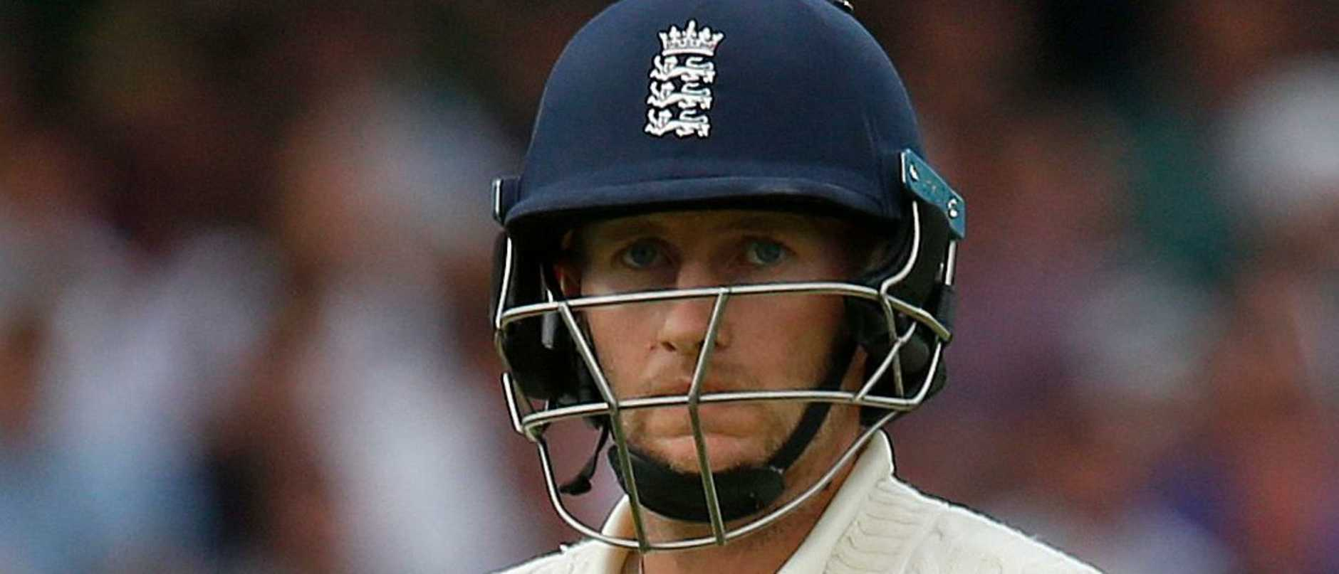 Joe Root has slipped out of the elite category.